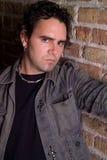 Headshot mâle occasionnel Photo libre de droits