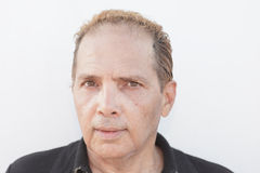 Headshot of a middle aged male Stock Photo