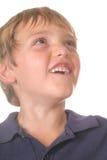 Headshot mignon de petit gosse photographie stock libre de droits