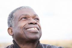 Headshot of a senior man Royalty Free Stock Photo