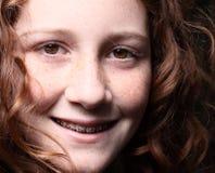 Headshot smile Royalty Free Stock Photo