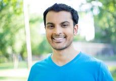 Headshot smile Stock Image