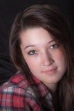 Headshot teenager immagine stock libera da diritti