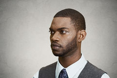 Headshot of a young man Stock Photos