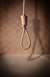 Headsman noose Stock Photography