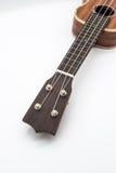 Headstock гавайской гитары Стоковое Изображение RF
