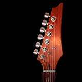Headstock гитары Стоковые Фотографии RF