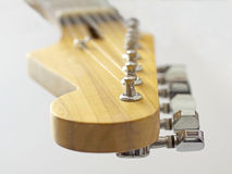 Headstock Royalty Free Stock Photo