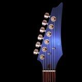 Headstock da guitarra ilustração royalty free