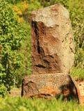 Headstone год сбора винограда Стоковые Изображения RF