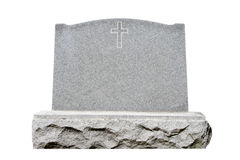 Headstone royalty free stock images