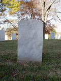 Headstone imagem de stock royalty free
