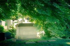 headstone Imágenes de archivo libres de regalías