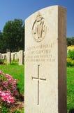 Headstone. Stock Image