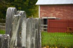 Headstones Stock Photo