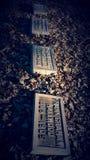 Headstones Stock Photography