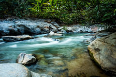 Headstream in op-khan national park  chaingmai Thailand Stock Images