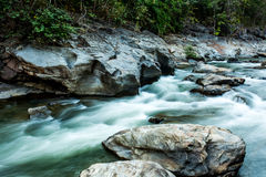 Headstream in op-khan national park  chaingmai Thailand Royalty Free Stock Image