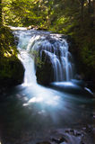 The headwaters of multnomah falls Royalty Free Stock Image
