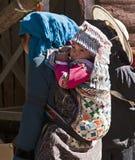 Headwear elaborato dei bambini di Hani Fotografia Stock