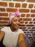 Headwrap stock afbeeldingen