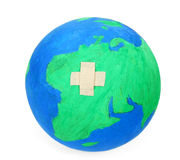 Heal the world Royalty Free Stock Photo