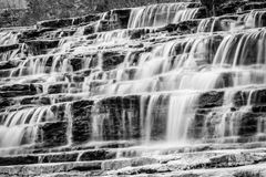 Healey Falls. At Campbellford, Ontario, Canada Royalty Free Stock Photo