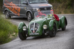 HEALEY 2400 Silverstone 1949 Royalty Free Stock Photography