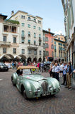Healey 2400 Westland at Mille Miglia 2015 Stock Images