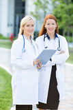 Healh care professionals, doctors, nurses Stock Image