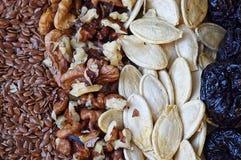 Healhthy-Lebensmittel Lizenzfreie Stockfotos