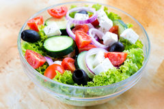 Healhy salad Royalty Free Stock Image