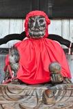 Healing Buddha of Todaiji Temple Stock Photography