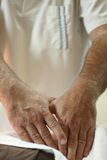 Healing hands Royalty Free Stock Image