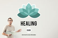 Healing Healthcare Restoration Improvement Physical Development Royalty Free Stock Images