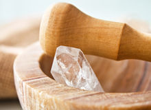 Healing Minerals Royalty Free Stock Photos