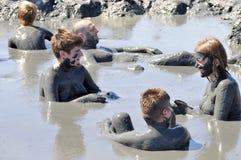 Healing muds Stock Photos