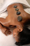 Healing stones Stock Image