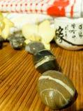 Healing Stones for Wellness Stock Photo