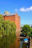 Healings Mill, Tewkesbury. Stock Image