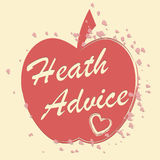 Health Advice Indicates Preventive Medicine And Advisor Stock Images