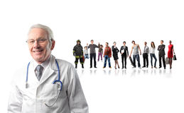 Health for all Royalty Free Stock Photos