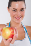 Health And Nutrition Royalty Free Stock Image
