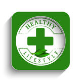 Health as concept Royalty Free Stock Image
