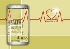 Health as concept Royalty Free Stock Photos