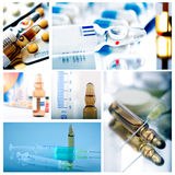 Health background Royalty Free Stock Photos