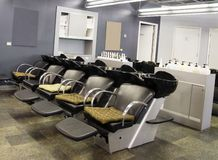 Health and Beauty Salon Design Stock Photos