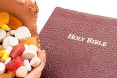 Health and the Bible Stock Photos