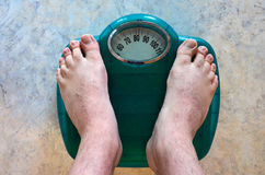 Health - Body Weight Royalty Free Stock Image