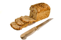 Health Bread Stock Photography